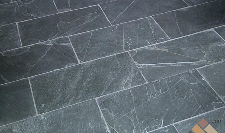 geo Jack Black (Fekete pala) kőburkolat 1,2 cm vastag: 20x10 cm