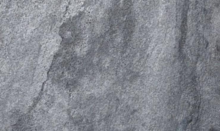Új Silver Grey geo ultravékony kő 1-2 mm vastag: 122x61 cm