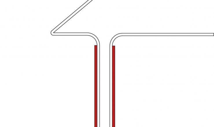 Kül- és beltéren, falra és járófelületre egyaránt alkalmazható.