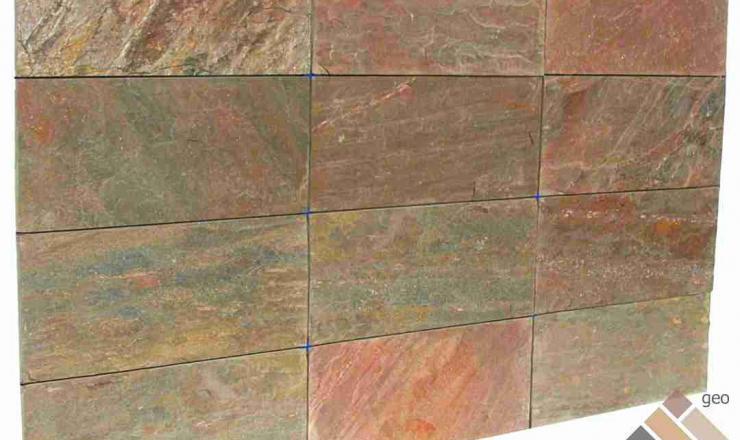 geo Copper csillámpala 60x30x1,2 cm