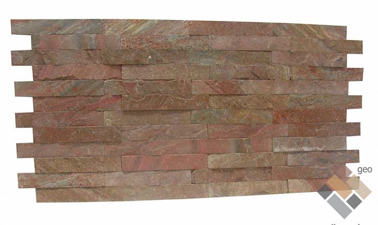 geo Copper Csillámpala 30x4,8x1,2 cm