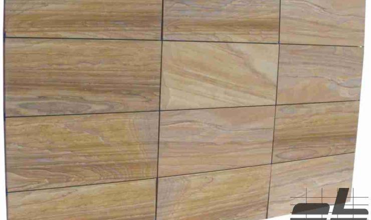 geo Teak homokkő Rainbow homokkő Vegyes táblaméret méret 16,01 m2