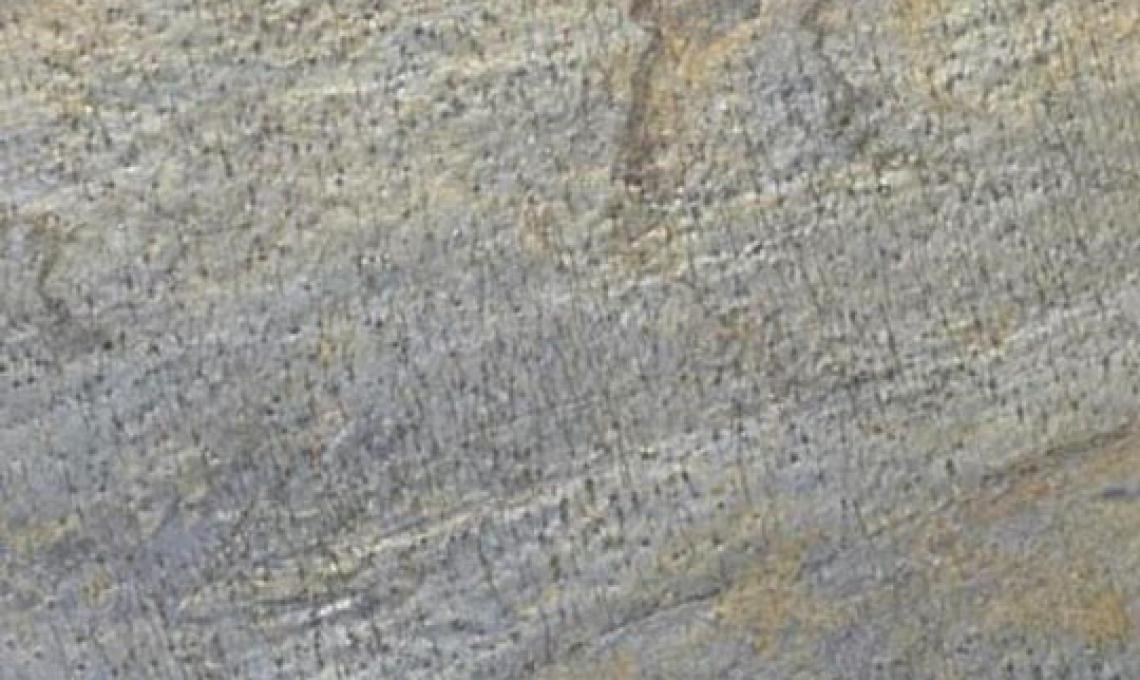 Gold Green (Metál pala) geo ultravékony kő 1-2 mm vastag: 122x61 cm