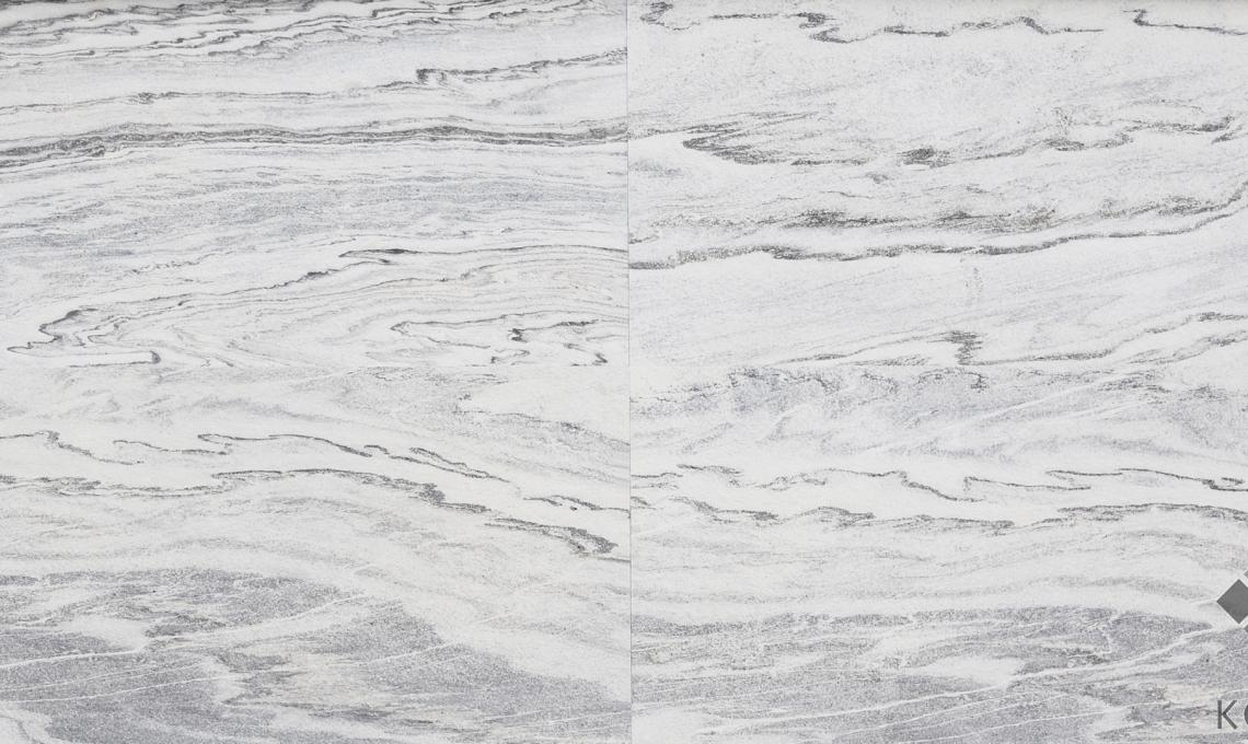 Artic White geo ultravékony kő 1-2 mm vastag: 122x61 cm