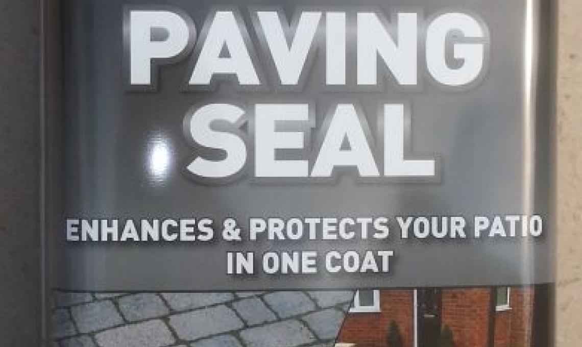 Block Paving Seal OC 5 L