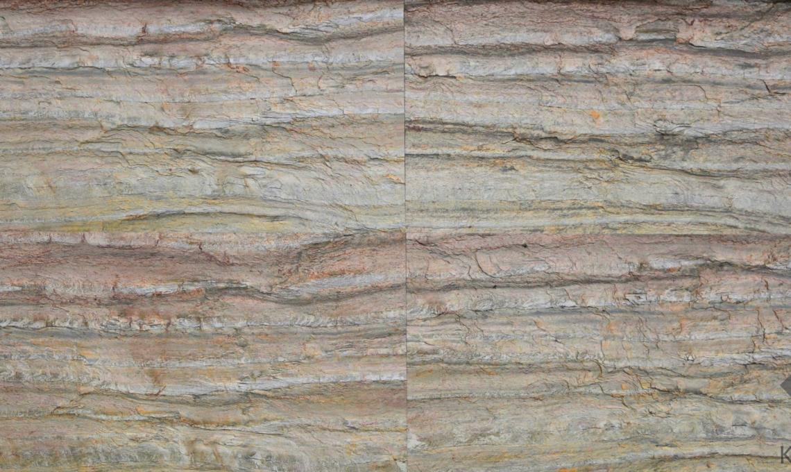 Burning Forest geo ultravékony kő 1-2 mm vastag: 122x61 cm