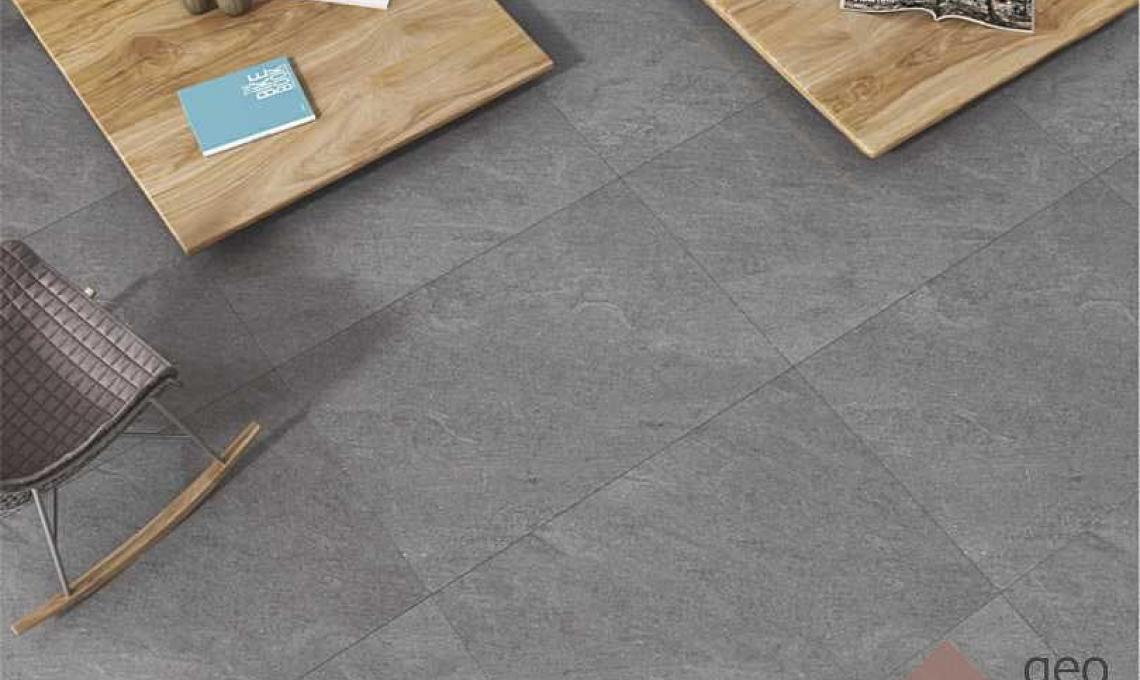 Gris kőporcelán 60 x 90 x 2 cm