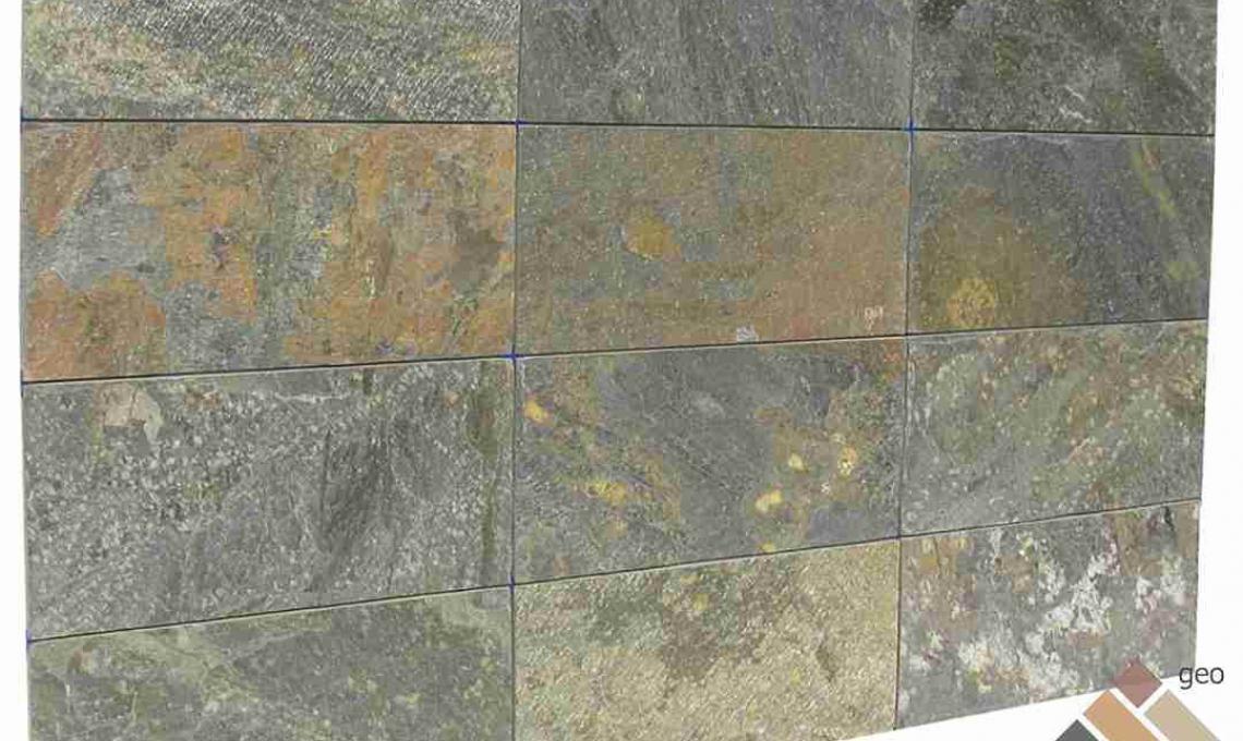 geo Gold Green csillámpala 60x30x1,2 cm