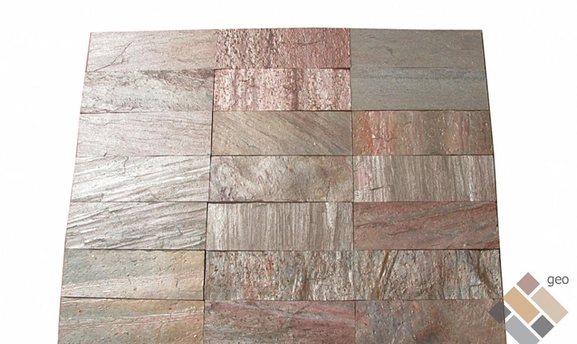 geo Copper Csillámpala 30x10x1,2 cm