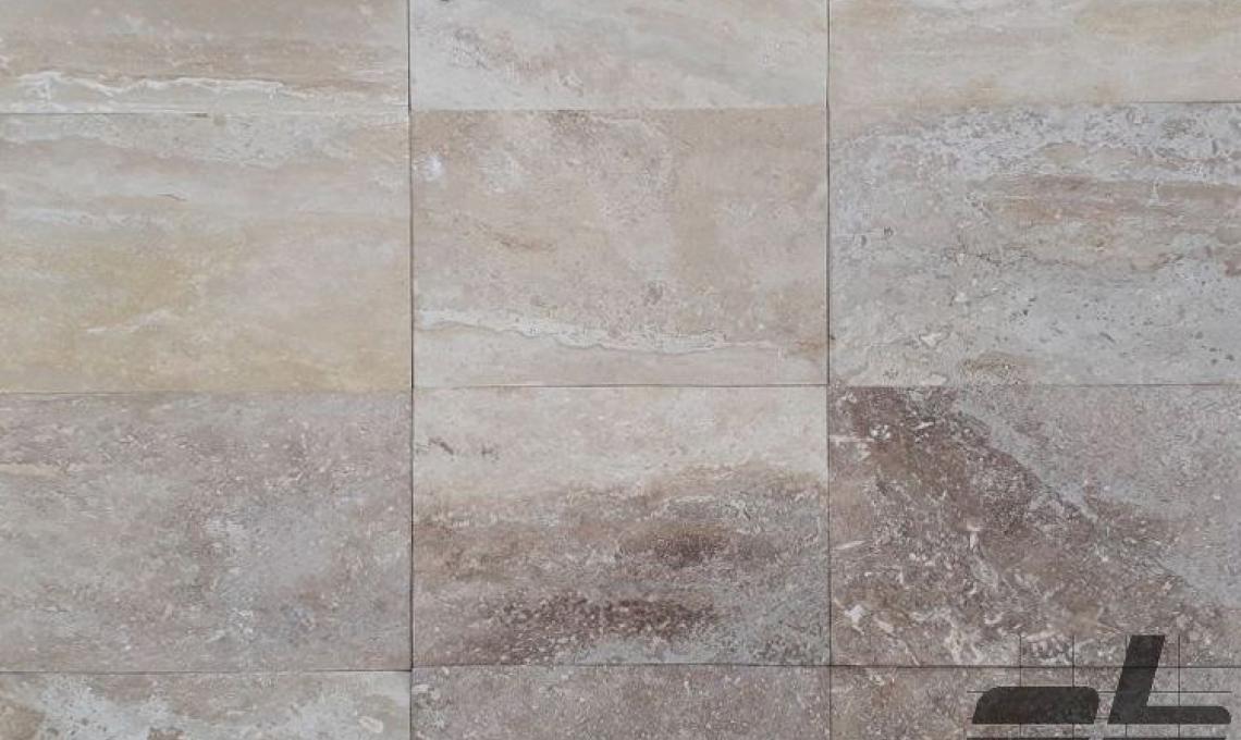 geo Travertin mészkő 45,7x30,5 cm